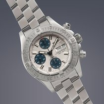 Breitling Superocean automatic chronograph watch Special Price
