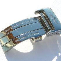 Breitling 14mm Faltschliesse In Stahl Steel Buckle I165