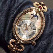 Breguet Reine De Naples 8909 Diamonds Gold Case 8909BR8TJ29DDDR