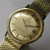 Omega Constellation Ref. 168.004 18k Gold Vintage