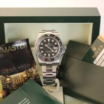 Rolex Gmt Master II Ref. 116710LN FULL SET