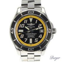 Breitling SuperOcean 42 Yellow