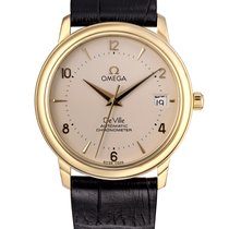 Omega De Ville  Automatic Chronometer Gold