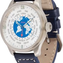 Zeno-Watch Basel OS Retro Worldtimer 2 (Limited Edition of 100...