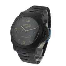 Panerai PAM00438 PAM 438 - Tuttonero Luminor 1950 3 Days GMT...