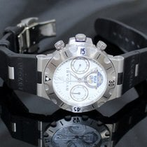 Bulgari BVLGARI Diagono FIFA Commorative Chronograph - Steel...