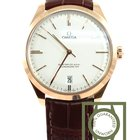 Omega DeVille Trésor Master co-axial 40mm pink gold guillochet...