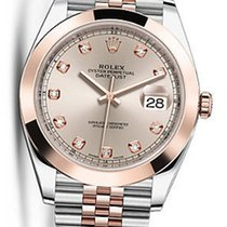 ロレックス (Rolex) OYSTER PERPETUAL DATEJUST Sundust DIAMOND 41MM...