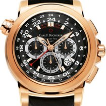 Carl F. Bucherer Patravi Traveltec GMT 00.10620.03.33.01