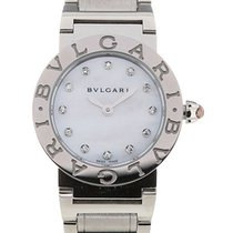 Bulgari Bvlgari 26 Quartz Gemstone