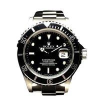 Rolex Submariner Acciaio Ref: 16610