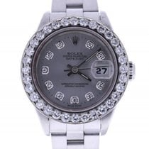 Rolex Datejust Automatic-self-wind Womens Watch 69160 ...