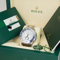 Rolex NEW Yacht-Master II  w Rolex Warranty Card & Box...