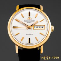 Jaeger-LeCoultre Club 18K Gold Automatic 35mm  Papers