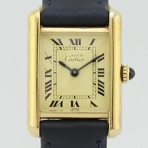 Cartier Must Quartz Silver Lady 3-149630