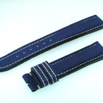 Breitling Band 18mm Neo Blue Azul Strap Ib18-06