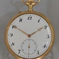 IWC Taschenuhr 14ct. gold von 1913