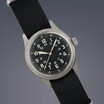 Hamilton Military GG-W-13 steel manual watch