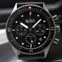 Blancpain 5200-1110-B52A Fifty Fathoms Bathyscaphe Cermaic...