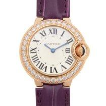 カルティエ (Cartier) Ballon Bleu 18 K Rose Gold With Diamonds...