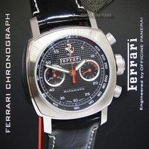 Panerai Ferrari Granturismo Steel 40mm Mens Watch Box/Papers...