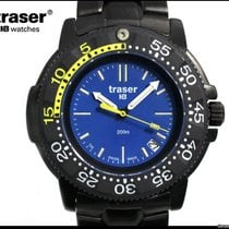 Traser P6504 Nautic Steel (Stainless Steel Bracelet)