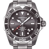 Certina DS Action Divers Watch Automatic Titanium