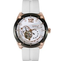 Lancaster Herrenuhr Top Up Time OLA0385BN