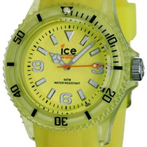 Ice Watch Ice-Glow Polyamide & Silicon Unisex Yellow Watch...