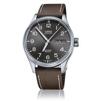 Oris Men's 752 7698 4063-07 5 22 05FC Big Crown Propilot
