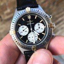 Breitling Callisto (Chronomat) chrono manuale like NOS oro...