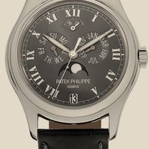 Patek Philippe Complicated Watches Platinum Annual Calendar...