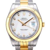 롤렉스 (Rolex) Datejust II Champagne/18k gold Ø41mm - 116333