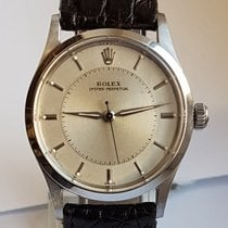 Rolex oyster perpetual model 6532 steel dated 1957 rare dial