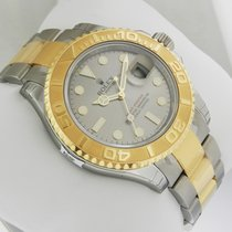 Rolex Yacht-Master Oyster Perpetual 40mm 16623 Box and Papers