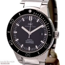 IWC Aquatimer 2000m Automatic Ref- IW353602 Stainless Steel...