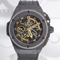 "Hublot King Power ""Black Mamba"""
