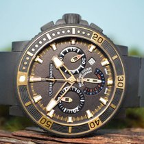 Ulysse Nardin Maxi Marine Diver Black Sea Chronograph,...
