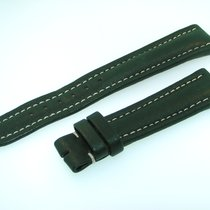 Breitling Band 19mm Green Verde Calf Strap Ib19-12