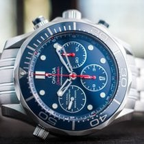 Omega Seamaster Diver 300m Co-Axial Steel/Ceramic