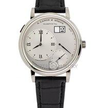 A. Lange & Söhne 117.025 Grand Lange 1 Platinum Silver Dial