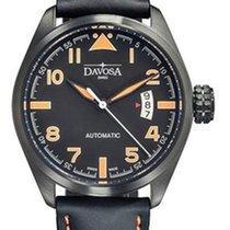 Davosa Black Military Automatic