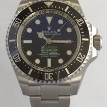 Rolex Sea-Dweller Deepsea Deep Blue 116660