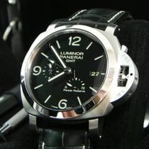 파네라이 (Panerai) PANERAI LUMINOR 1950 3 DAYS GMT AUTOMATIC 44 MM...