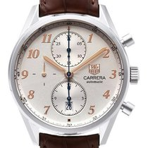 TAG Heuer Carrera Calibre 16 Heritage Chronograph CAS2112.FC6291