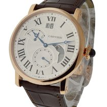 Cartier W1556240 Rotonde de Cartier with Moon Phase, Big Date,...