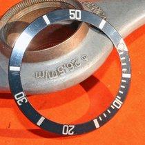 Rolex Faded Submariner date 16800, 168000, 16610 bezel insert