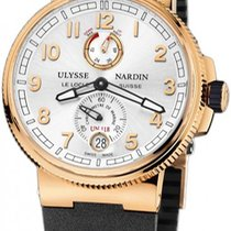 Ulysse Nardin Marine Chronometer Manufacture 43mm 1186-126-3.61