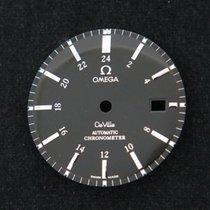 Omega DeVille Black Dial