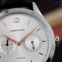 Montblanc Men's Heritage Chronometrie Collection Twincount...